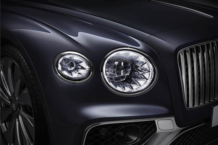 Bentley Continental Flying Spur | Foto: Bentley. - Kattintson a képre, galéria nyílik!